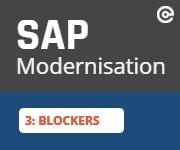 SAP Modernisation 3