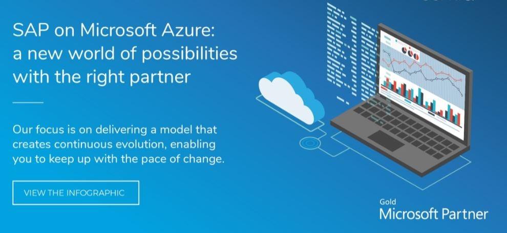 Azure Infographic SAP