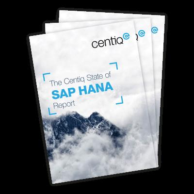 The Centiq State of SAP HANA 2018 Report