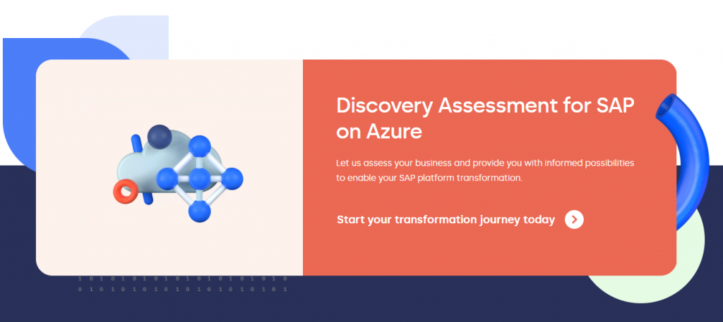 discovery assessment sap on azure