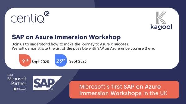 SAP on Azure event