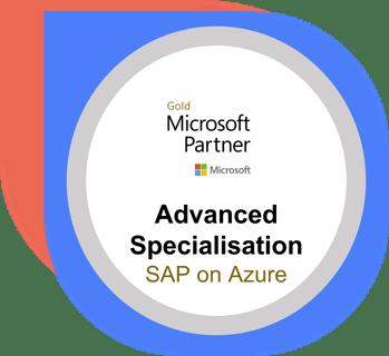 Advanced Specialisation - SAP on Azure