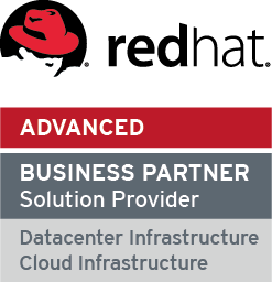 redhat advanced business partner badge